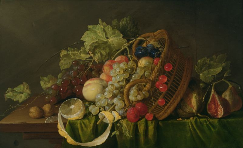 Heem_Still_Life_with_a_Basket_of_Fruit
