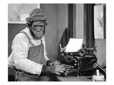 typewriter monkey 1